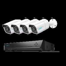 Reolink RLK8-800B4, 8MP Ultra HD beveiligingsset